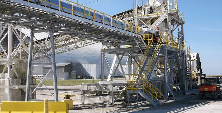 BELT CONVEYOR SYSTEMS MANUFACTURING
